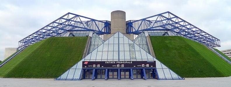 Palais omnisports de Paris-Bercy – hala sportowa w stolicy Francji