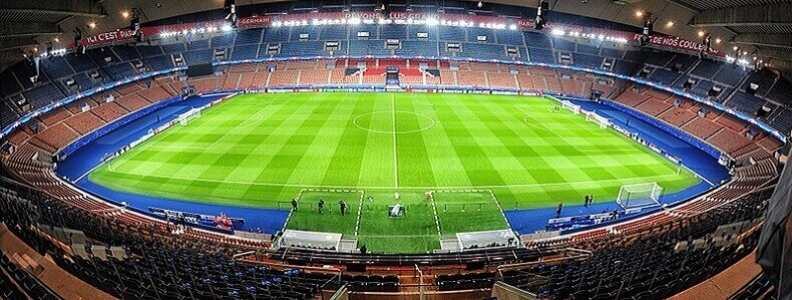 Parc des Princes – stadion Paris Saint-Germain