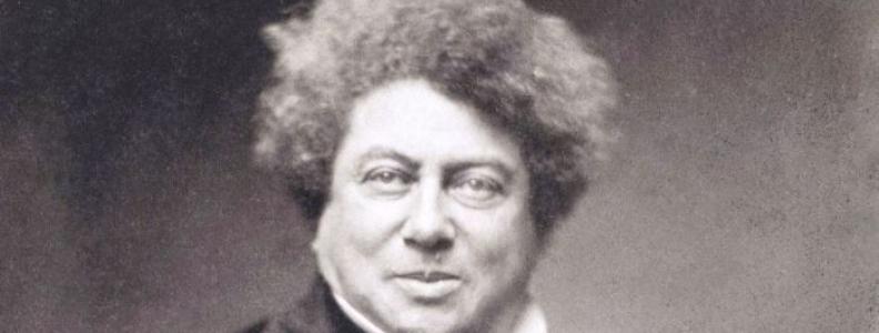 Znane postacie: Alexandre Dumas (ojciec)