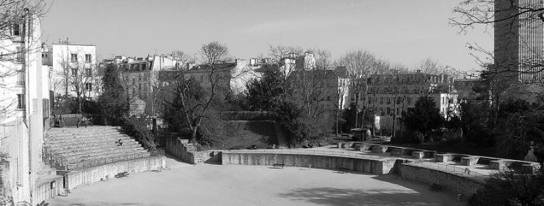 Areny Lutecji – rzymski akcent w Paryżu