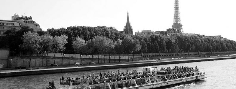 Bateau-mouche – wodny środek transportu w Paryżu