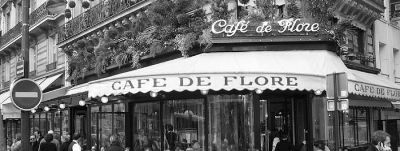 Popularne kawiarnie w Paryżu: Café de Flore