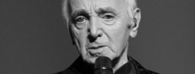Znane postacie: Charles Aznavour