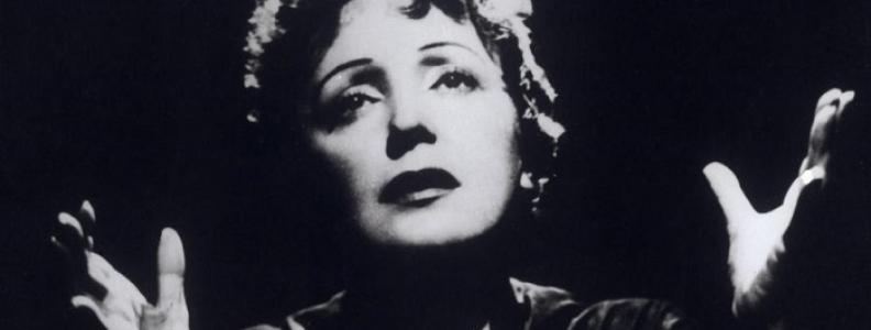 Znane postacie: Édith Piaf