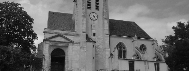 Église Saint-Germain de Charonne