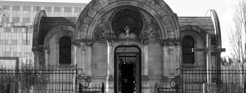Église Notre-Dame-de-Compassion w Paryżu