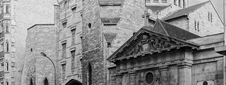 Bazylika Sainte-Jeanne-d'Arc w Paryżu i église Saint-Denys de la Chapelle