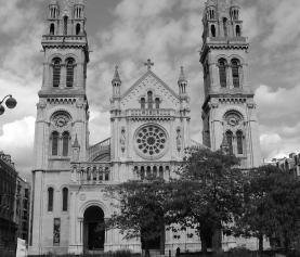 Église Saint-Ambroise w Paryżu