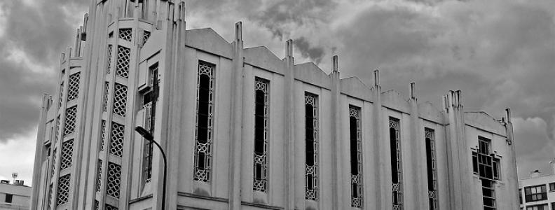 Église Saint-Jean-Bosco – paryski kościoł w stylu art déco