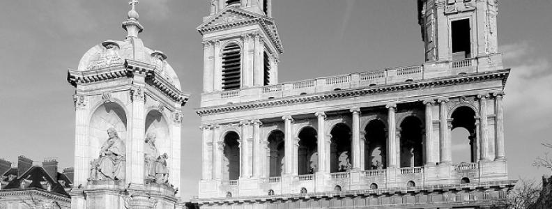 Église Saint-Sulpice w Paryżu – kościół znany z wielu książek