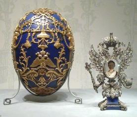 Jajka Fabergé – co mają wspólnego z Francją?