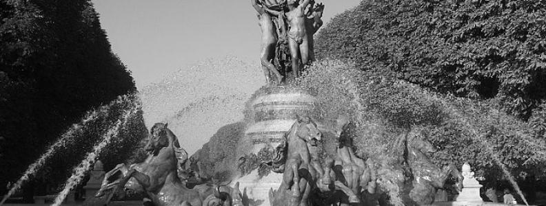 Fontaine des Quatre-Parties-du-Monde w Paryżu
