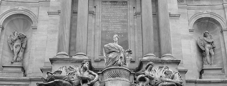 Fontaine des Quatre-Saisons w Paryżu