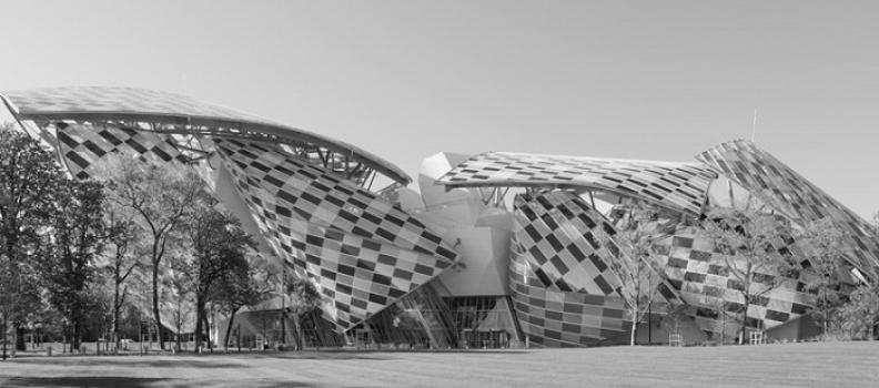 Fundacja Louis Vuitton w Paryżu – ciekawe miejsce