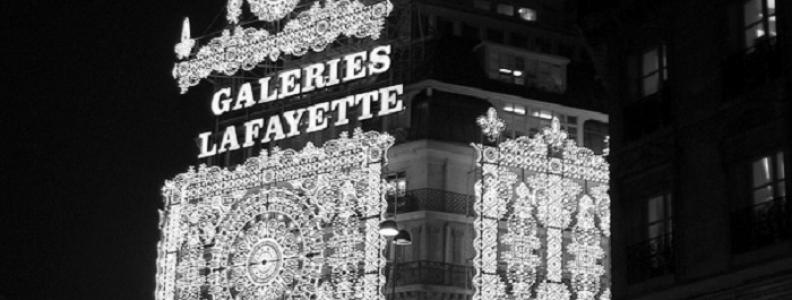 Galeries Lafayette – najsłynniejszy dom towarowy