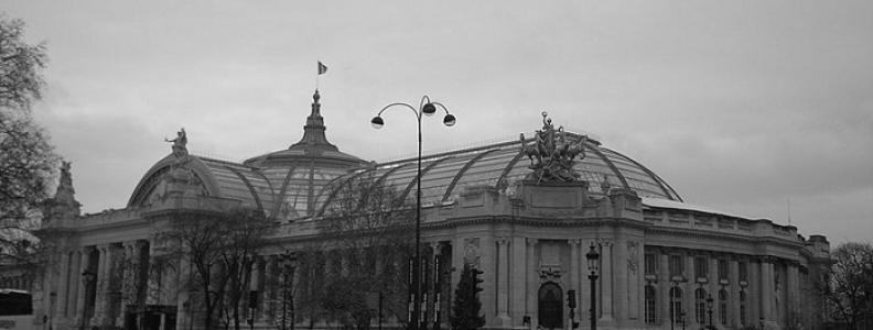 Grand Palais – ogromna hala wystawowa w centrum Paryża