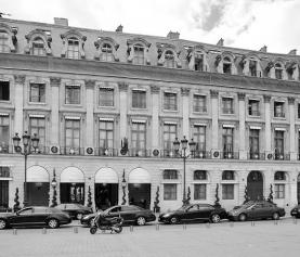 Hotel Ritz – luksusowy hotel w Paryżu
