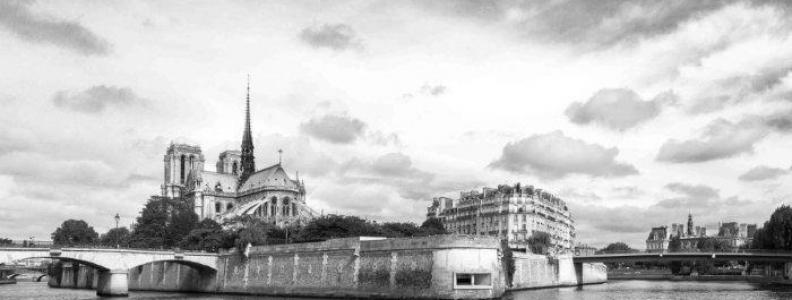 Île de la Cité – słynna wyspa w centrum Paryża
