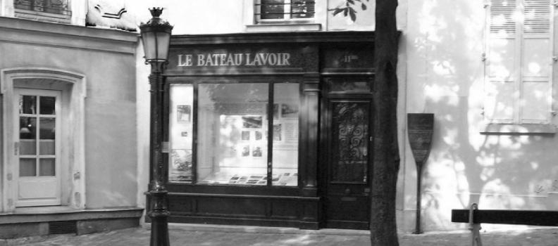 Kamienica Bateau-Lavoir – miejsce artystów