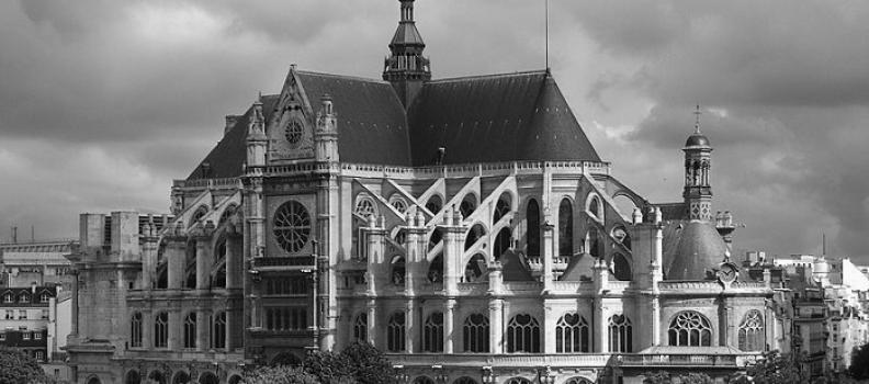 Kościół świętego Eustachego w Paryżu