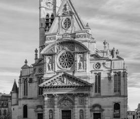 Église Saint-Étienne-du-Mont w Paryżu
