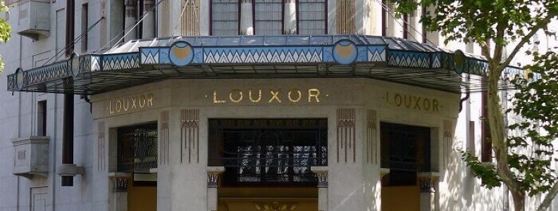Le Louxor – kultowe kino w Paryżu