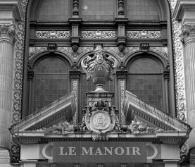 Nawiedzony dom w Paryżu – Le Manoir de Paris