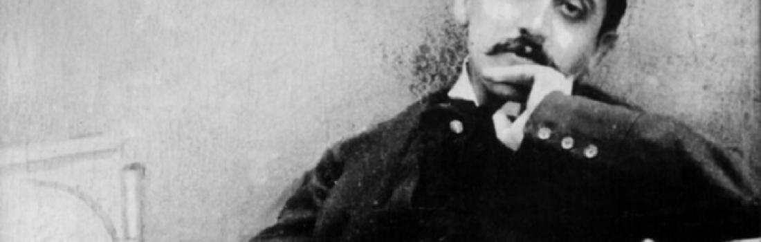 Znane postacie: pisarz Marcel Proust
