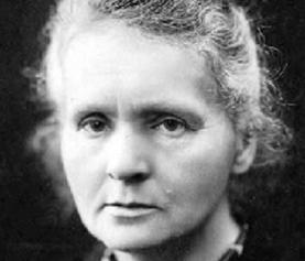 Znane postacie: Maria Skłodowska-Curie