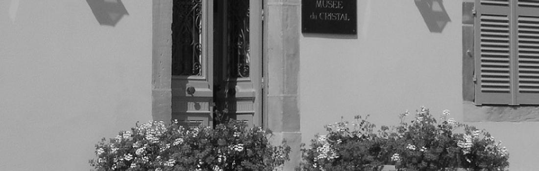 Musée Baccarat – muzeum kryształów w Paryżu