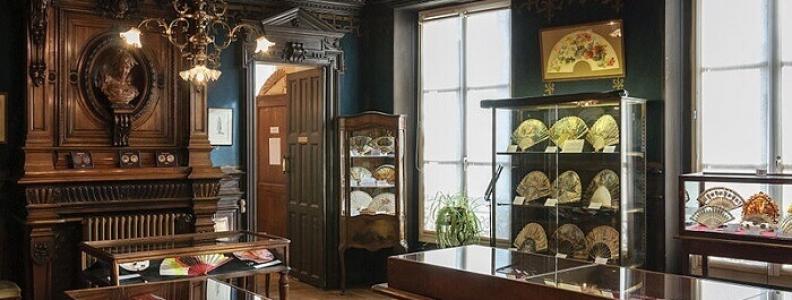 Musée de l'Éventail, czyli Muzeum Wachlarzy w Paryżu