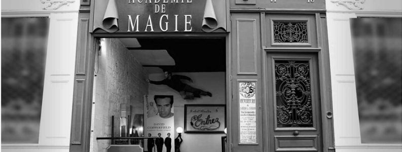 Magiczny Paryż – Muzeum Magii i Muzeum Automatów
