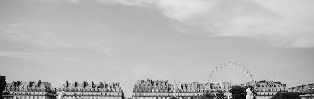 Ogrody Tuileries – park na turystycznym szlaku