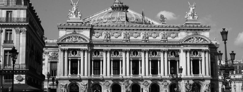 Opera Garnier – przepiękne miejsce sztuki