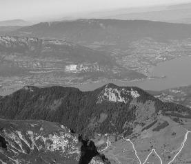 Owernia-Rodan-Alpy: odkryj region u podnóża Alp