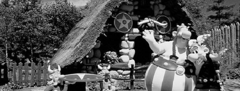 Park Asterixa – poznaj świat słynnych Galów
