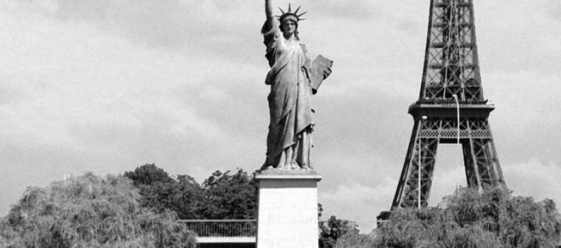 Paryska statua wolności – odkryj jej historię