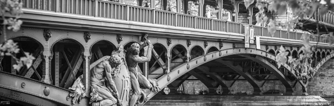 Most Bir-Hakeim w Paryżu