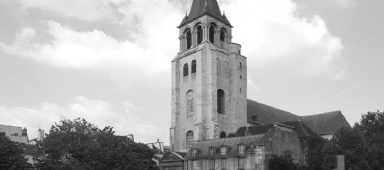 Opactwo Saint-Germain-des-Prés w Paryżu