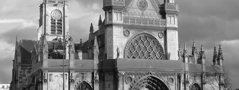 Kościół świętego Wawrzyńca w Paryżu