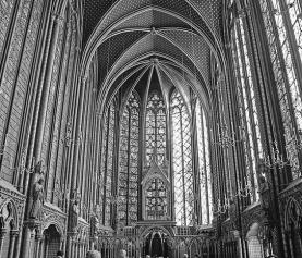 Sainte-Chapelle: najsłynniejsza kaplica w Paryżu