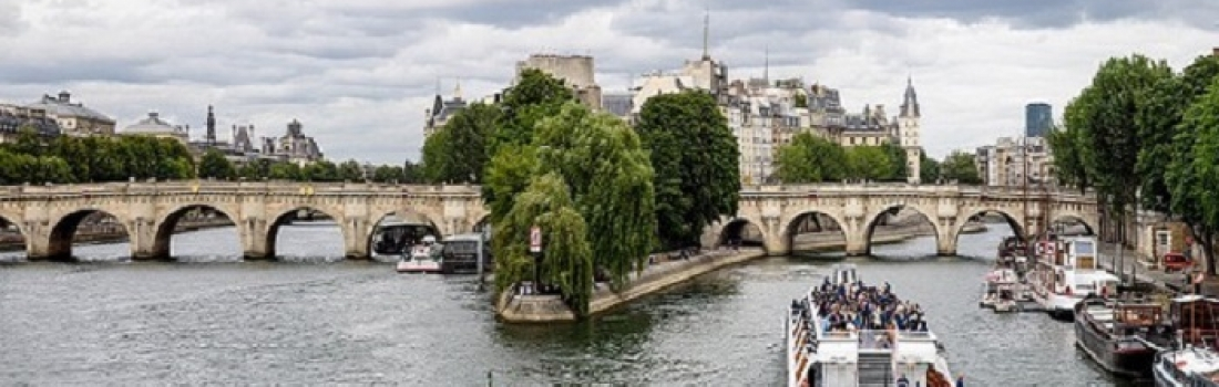 Paryska rzeka: Sekwana