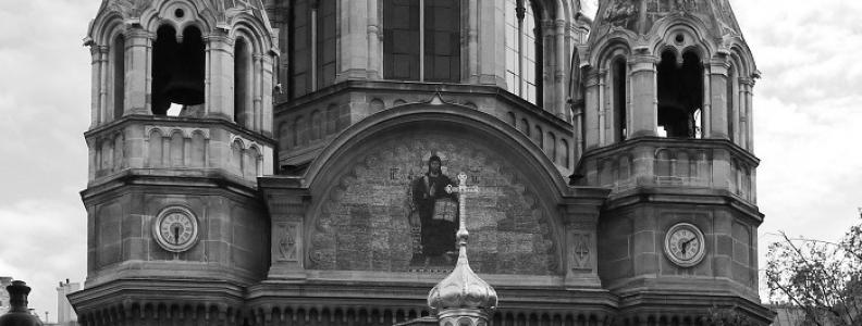 Sobór św. Aleksandra Newskiego w Paryżu