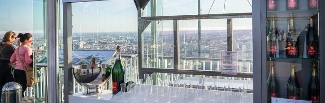 Top 5 barów w Paryżu