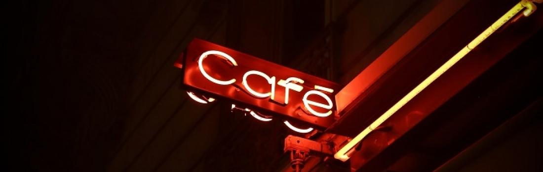 Top 5 kawiarni w Paryżu