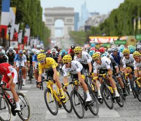 Wyścig kolarski Tour de France