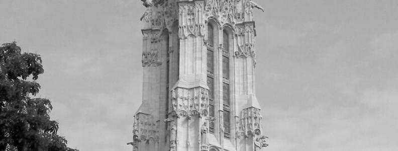 Tour Saint Jacques w Paryżu: niesamowita wieża