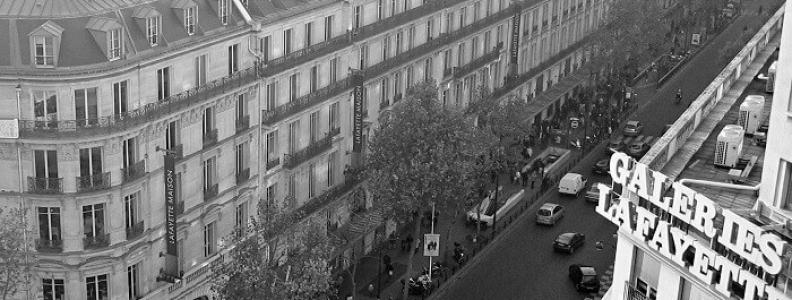 Wielkie Bulwary w Paryżu